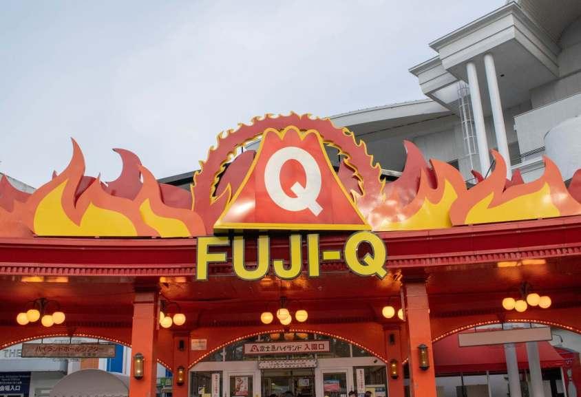 Fuji Q Highland, le meilleur parc d'attractions du Japon ?