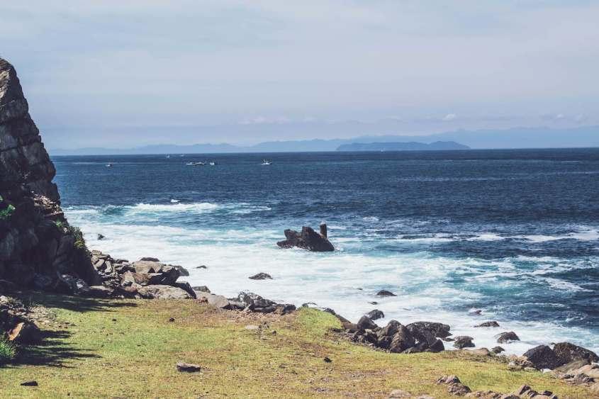 Tomogashima : Une île à explorer à côté de Wakayama au Japon