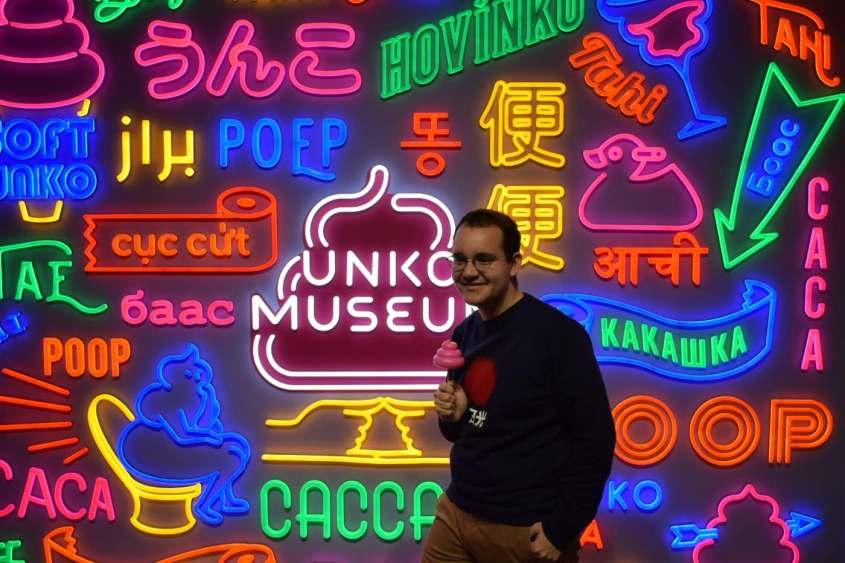 Unko Museum : J'ai testé le musée du caca à Tokyo au Japon