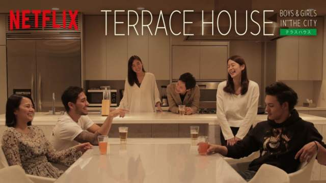 Terrace House Boys & Girls in the City