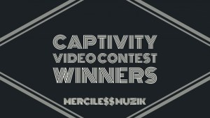 Announcing Captivity Video Contest Winners