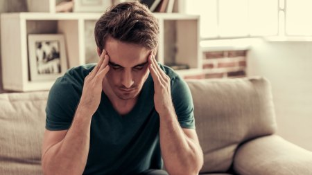 Man with headache feature image