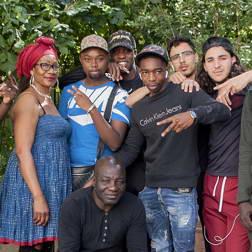 Le secteur jeunes