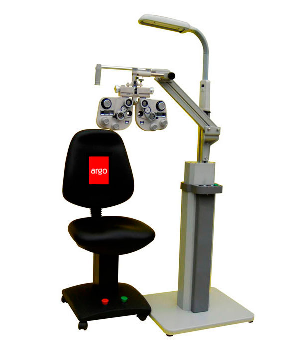 ARGO 7116 REFRACTION FLOOR STAND FOR VIEW TESTER