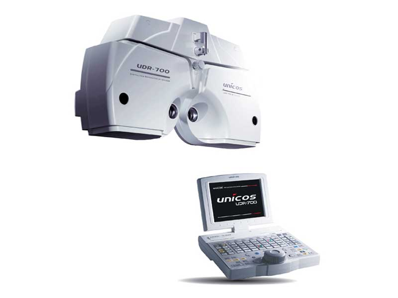 BANNER Digitalized Refractor UDR-700