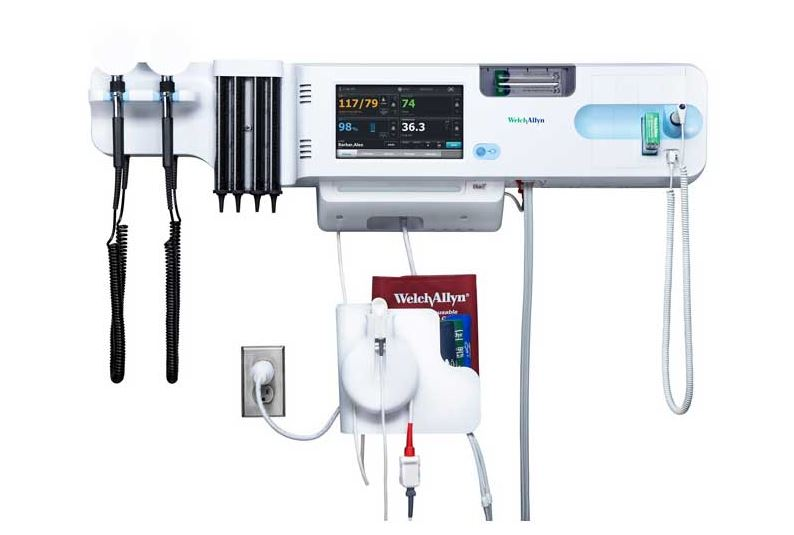 Welch Allyn Connex Integrated Wall System with Nellcor SpO2
