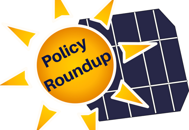 Policy Roundup