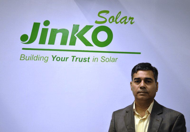 Jinko Solar Interview with Mercom