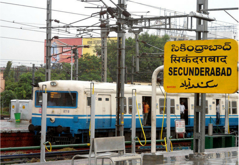 Secunderabad First Green Railway Station
