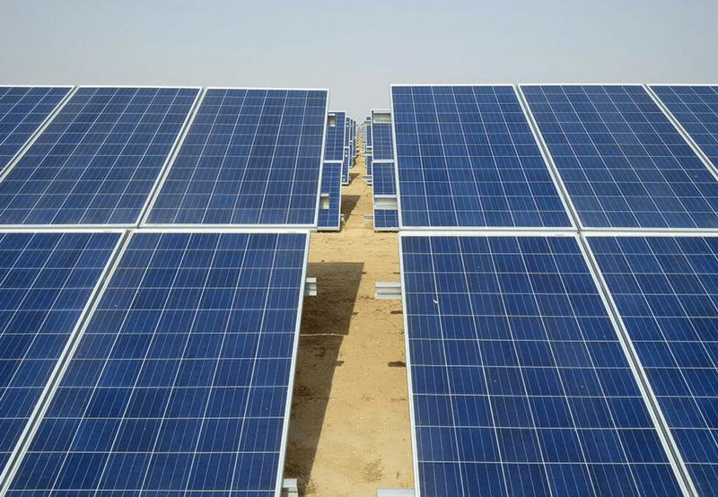 EREN Renewable Energy and EDF Energies Nouvelles Commission 87 MW of Solar in India