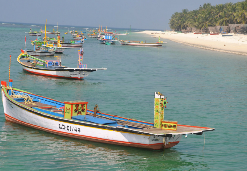 Union Territory of Lakshadweep Joins Government's UDAY Program