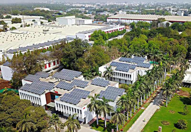 ABB Commissions India's First Industrial Solar Microgrid in Vadodara