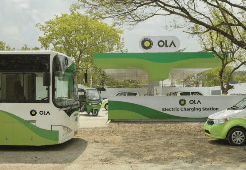 Ola Raises $56 Million for Its Electric Mobility Business in India