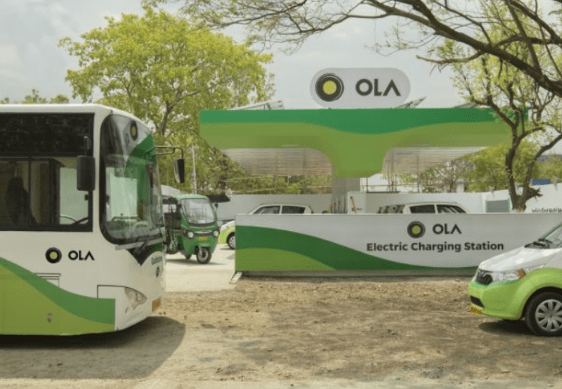 Ratan Tata Invests in Ola Electric Mobility's Series A Funding