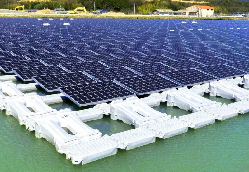 NTPC Retenders 20 MW of Floating Solar Projects for its Gas Plant in Uttar Pradesh