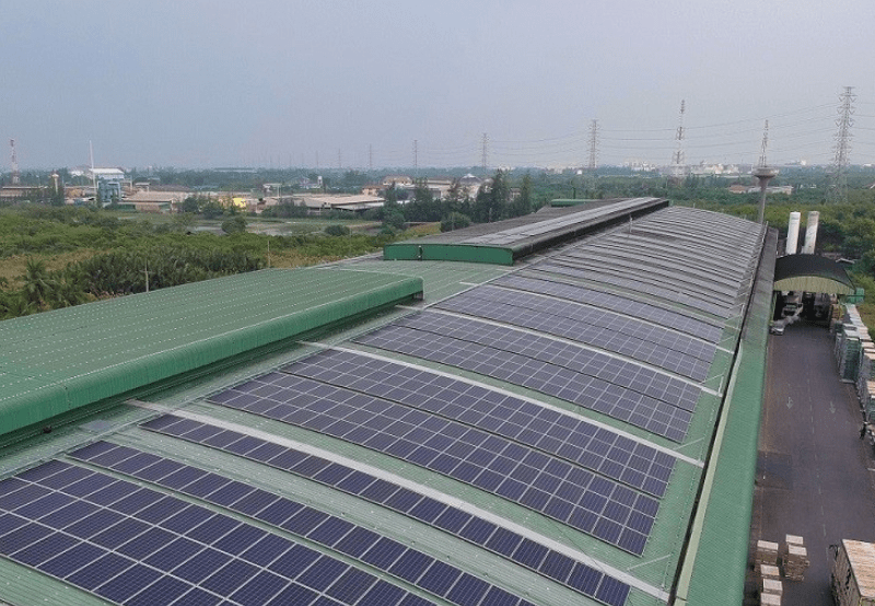 Bosch to Install a 1 MW Solar System at its Factory in Thailand