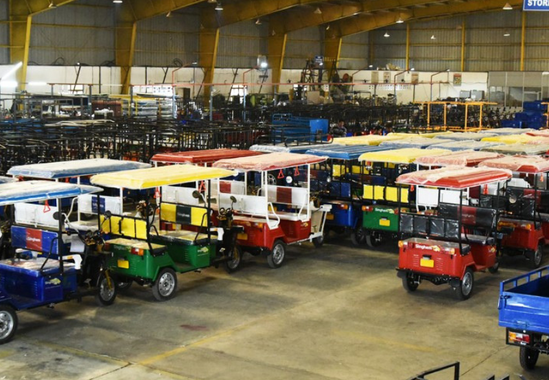 Odisha Announces Tender for 100 Electric Rickshaws and Carts