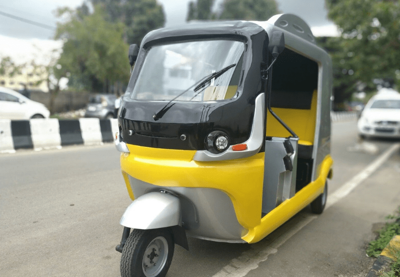 Singapore's Shado Group Launches Electric Three-Wheeler in India