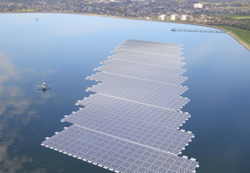 BHEL Seeks Vendors to Supply Floatation Platform for a 100 MW Floating Solar Project