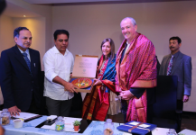 New Jersey and Telangana Sign MoU for Cooperation in the Field of Clean Technology