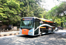 Jaipur Set to Procure 100 Air Conditioned Electric Buses