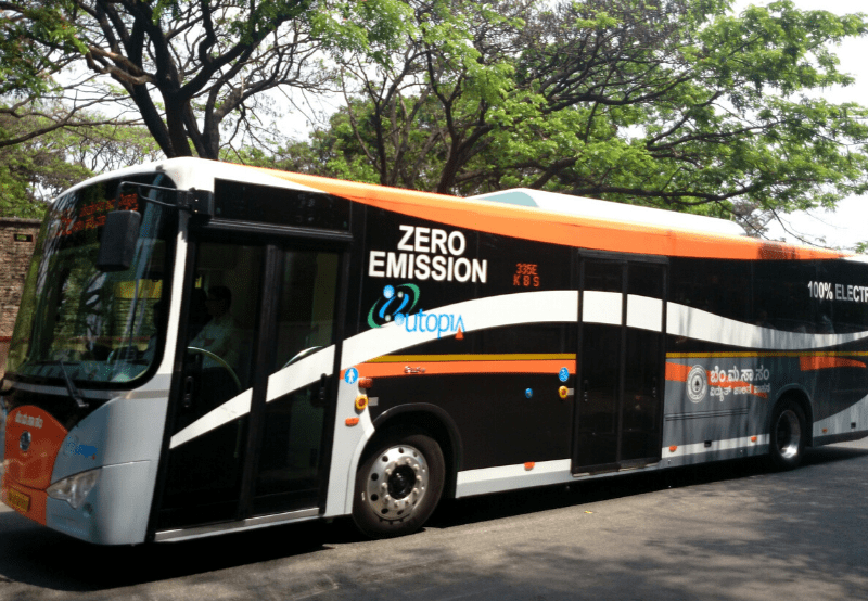 Nagpur Set to Procure 40 Electric Buses Under FAME Program