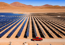 Saudi Arabia and SoftBank Ink Deal to Develop World's Largest Solar Project