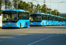 Chandigarh Floats Tender for 40 Electric Buses with Charging Stations