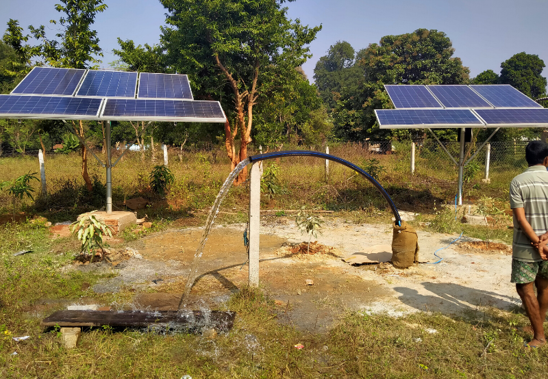 Haryana to Install 466 Grid-Connected DC Solar Pumps Under KUSUM Program