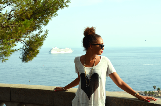 mercredie blog mode Monaco port bateau croisiere