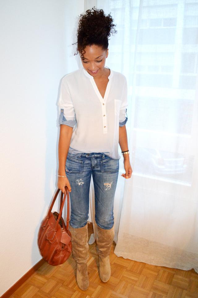 chemise-promod-tye-dye-diesel-bleue-mercredie-blog-mode-hush-lancel-gousset-marron