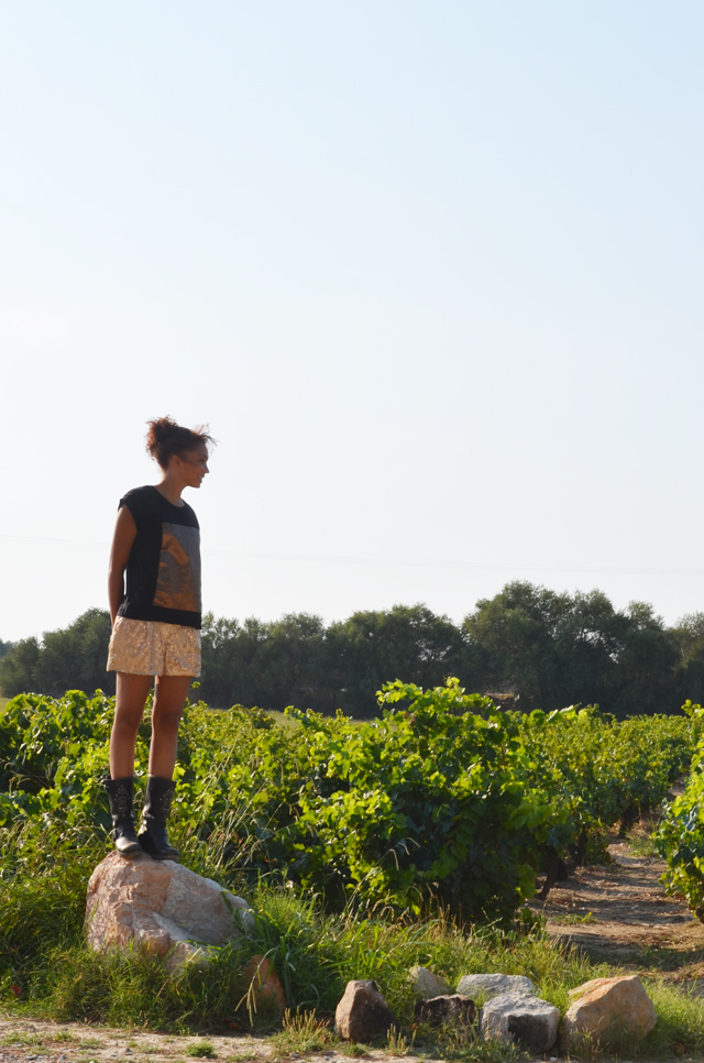 mercredie-blog-mode-perpignan-asos-vignes-short-sequins-warehouse-rocher-bottes-koah-birsen-2