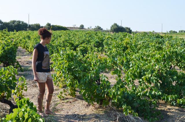 mercredie-blog-mode-perpignan-asos-vignes-short-sequins-warehouse