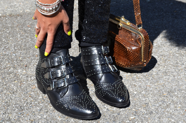 mercredie-blog-mode-retro-bag-crocodile-sac-sequins-mango-cuir-rock-pimkie-chloe-susanna-office-boots-studs-4