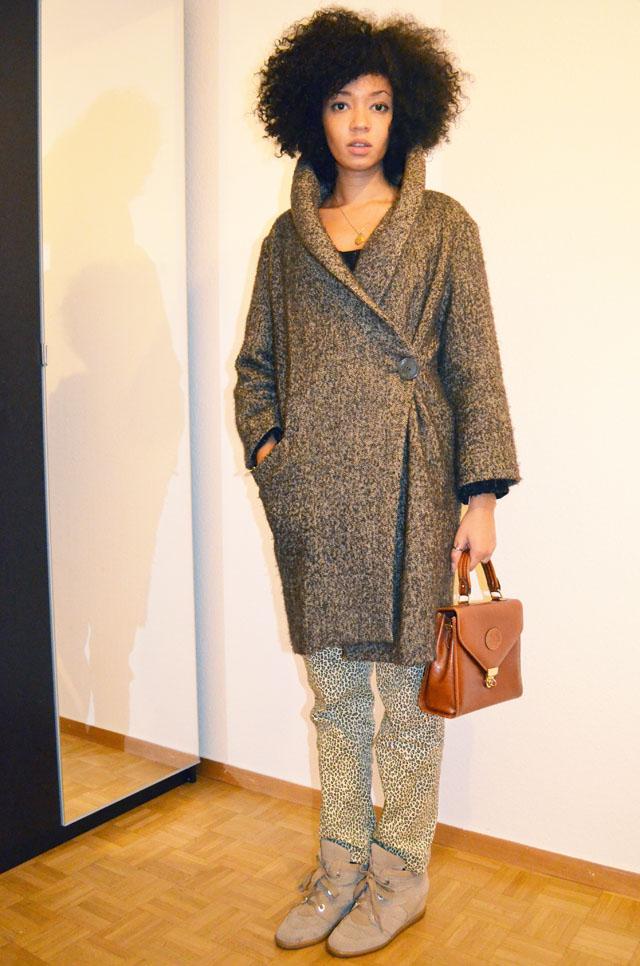 mercredie-blog-mode-d&g-dolce-gabbana-isabel-marant-kookai-imprime-leopard-sneakers-gros-pull-manteau-la-redoute-sac-hermes-vintage