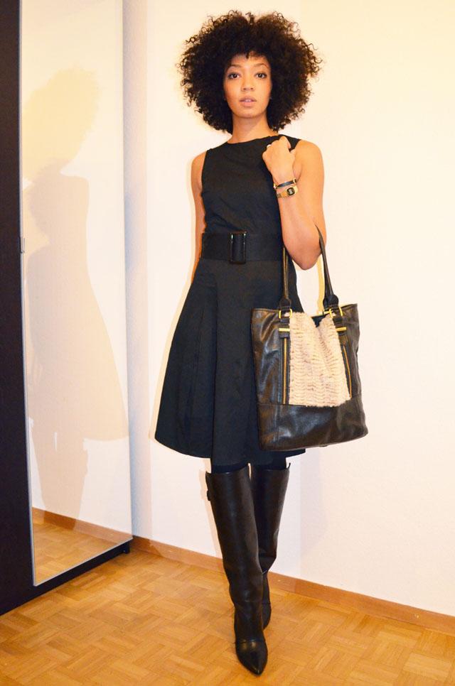 mercredie-blog-mode-robe-noire-bottes-zara-ersatz-givenchy-h&m-sac-topshop-fourrure-2
