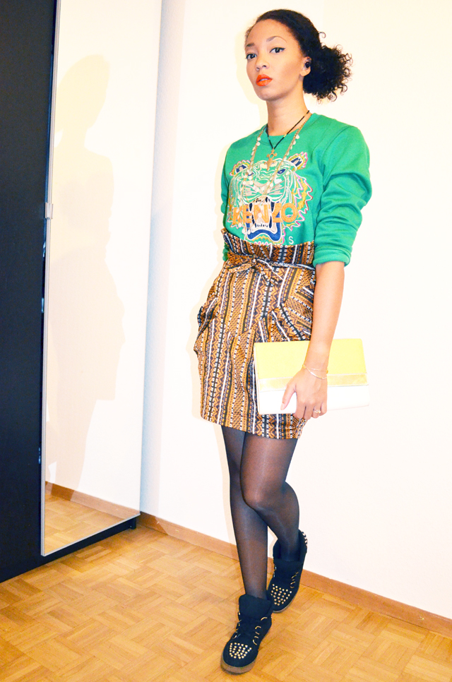 mercredie-blog-mode-beaute-fashion-look-outfit-kenzo-tiger-sweater-sweater-soldout-green-tigre-jupe-africa-asos-skirt-african-albatorock-ersatz-2