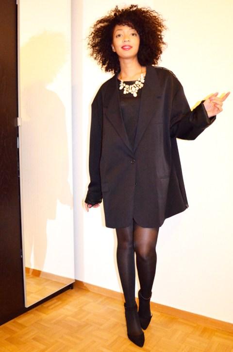 mercredie-blog-mode-martin-margiela-oversized-masculine-jacket-h&m-zara-escarpins-nappy-hair-afro-4