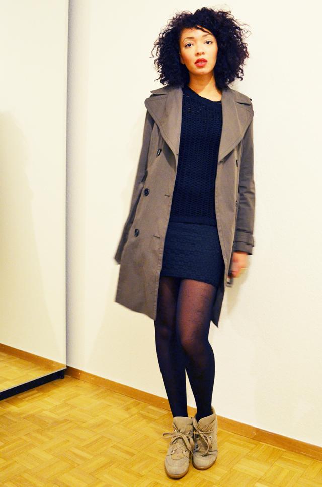 mercredie-blog-mode-beaute-trench-kaki-zara-sneakers-bobby-isabel-marant-beige-like-ersatz-primark-pull-maille-bantu-knot-afro-hair-cheveux