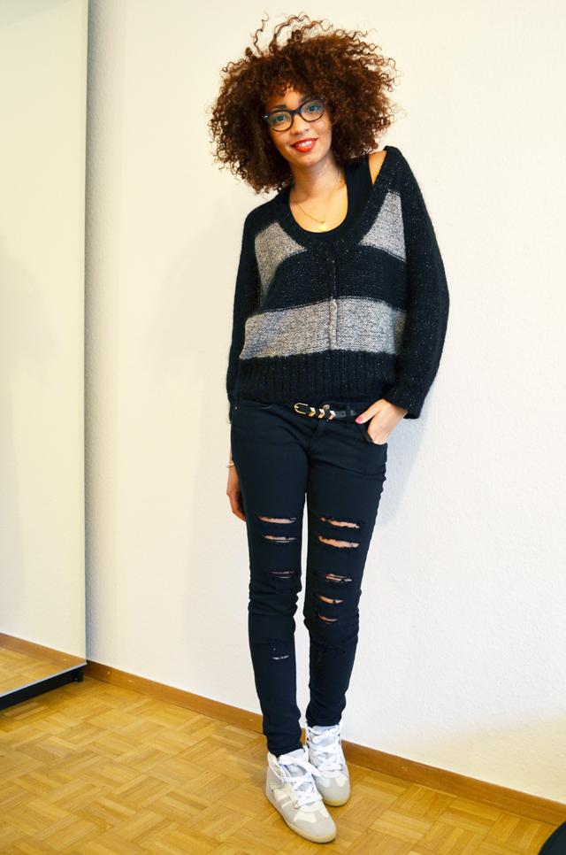 mercredie-blog-mode-geneve-suisse-fashion-blogger-isabel-marant-manteau-caban-serafini-manhattan-white-outfit-look-slim-mango-destroy-kookai-afro-hair-nappy3