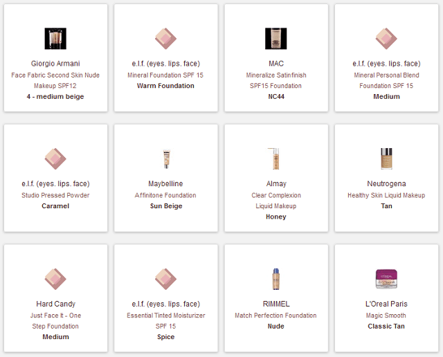 test-findation-foundation-armani-maestro-mercredie-blog-beaute-makeup-maquillage-elf-eyes-lips-face-caramel-shade-results