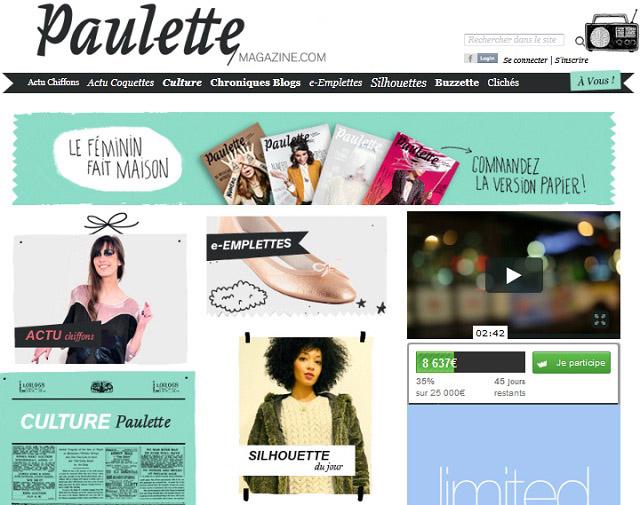 5.PAULETTE