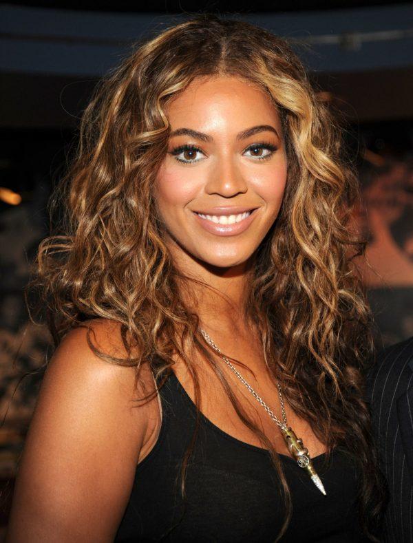 Beyonce Hair Highlights