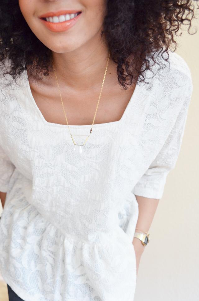 mercredie-blog-mode-geneve-suisse-afro-hair-spike-roseanna-ersatz-saigon-summer-mac-lipstick-test-swatch-preference-creme-415-2