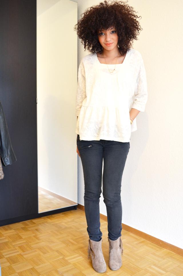 mercredie-blog-mode-geneve-suisse-maje-jean-scotch-afro-hair-spike-roseanna-ersatz-asos-isabel-marant-dickers-primark4