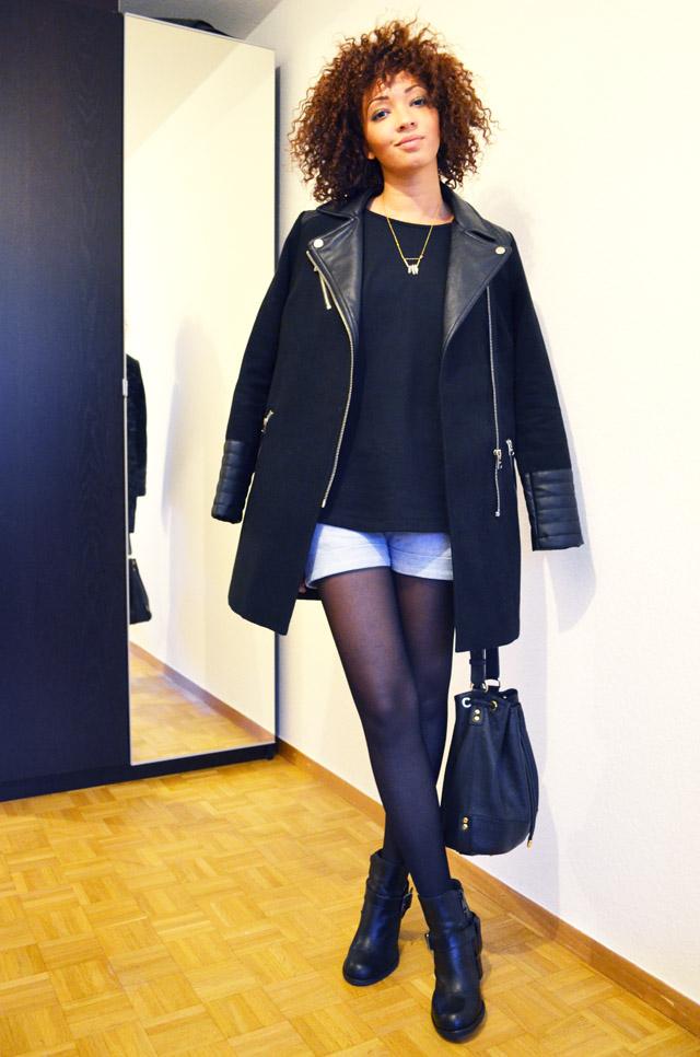 mercredie-blog-mode-geneve-suisse-gat-rimon-manteau-epaules-short-levis-vintage-501-strass-pull-leau-manteau-c&a-bi-matiere-cuir-michigan-sandro-zara4