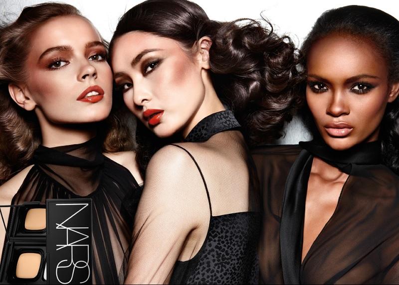 Dinara+Chetyrova+-+NARS+Cosmetics,+Fall+2013