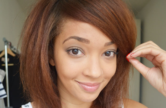mercredie-blog-mode-henne-lush-brun-caca-test-review-avis-cheveux-afro-resultat-fer-a-lisser-ghd-pink-diamond