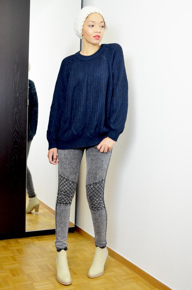 mercredie-blog-mode-geneve-suisse-zara-jumper-pull-bleu-marine-laine-biker-jeans-jean-jennyfer-acne-vanilla-star-pull-on-boots-bottines