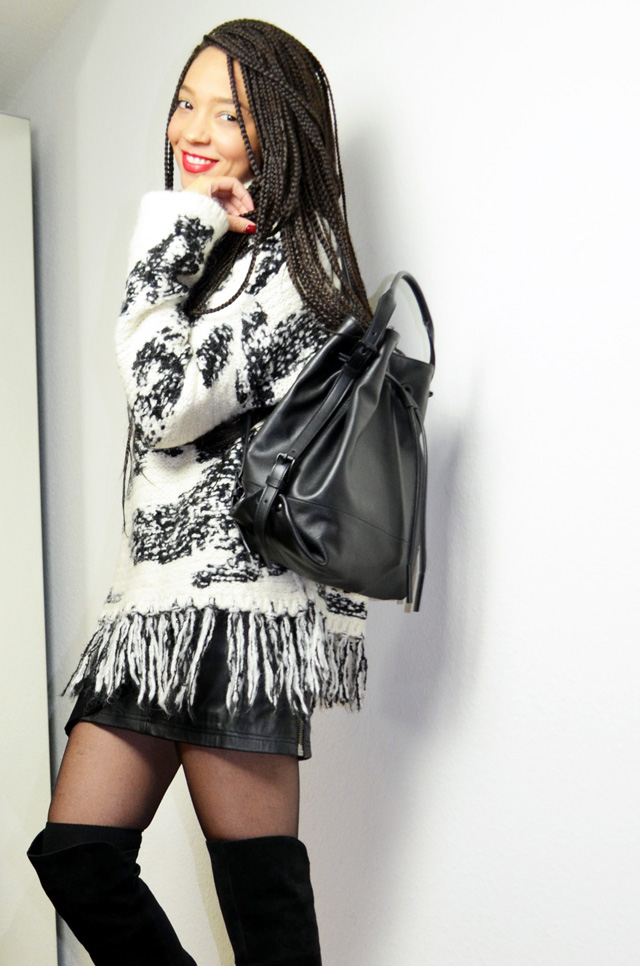 mercredie-blog-mode-geneve-pull-poncho-laine-zara-box-braids-hairstyle-chinese-laundry-boots-riley-opening-ceremony-izzy-backpack